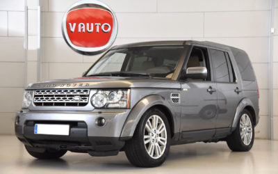 LAND-ROVER DISCOVERY4 3.0 TDV6