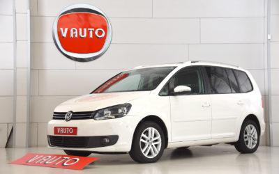 VW TOURAN 1.6 TDI 105CV